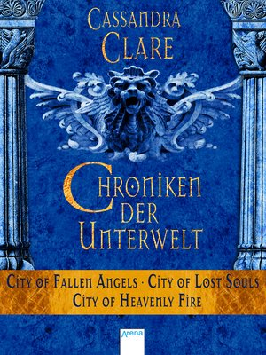 cover image of Chroniken der Unterwelt (4-6)