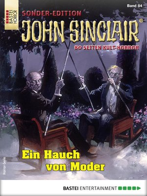 cover image of John Sinclair Sonder-Edition 84--Horror-Serie