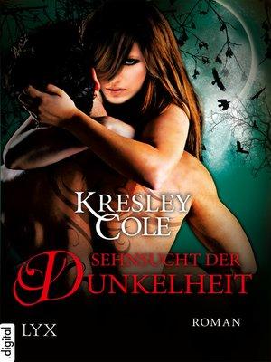 cover image of Sehnsucht der Dunkelheit