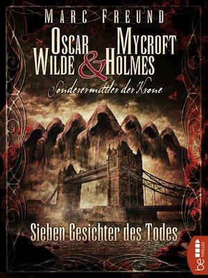 cover image of Sieben Gesichter des Todes