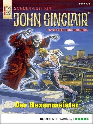 cover image of John Sinclair Sonder-Edition 133--Horror-Serie