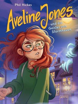 cover image of Aveline Jones und die Geister von Stormhaven