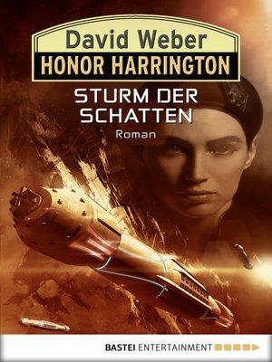 cover image of Sturm der Schatten: Bd. 22. Roman