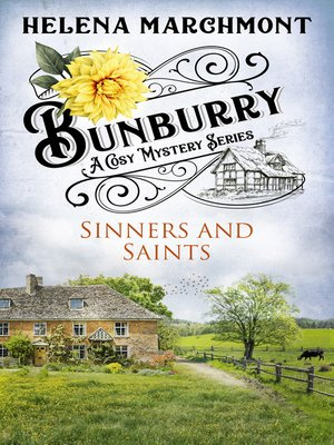 cover image of Bunburry--Sinners and Saints