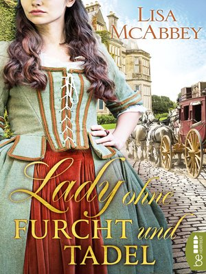 cover image of Lady ohne Furcht und Tadel