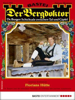 cover image of Der Bergdoktor 1960--Heimatroman