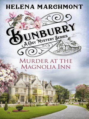 cover image of Bunburry--Murder at the Magnolia Inn