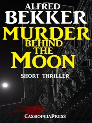cover image of Murder Behind the Moon