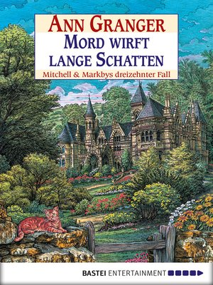 cover image of Mord wirft lange Schatten
