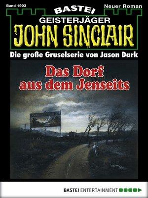 cover image of John Sinclair--Folge 1903