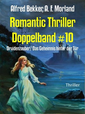 cover image of Romantic Thriller Doppelband #10