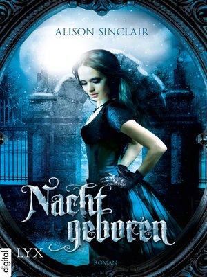 cover image of Nachtgeboren