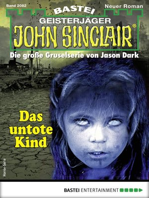 cover image of John Sinclair 2082--Horror-Serie