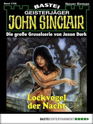 cover image of John Sinclair--Folge 1706