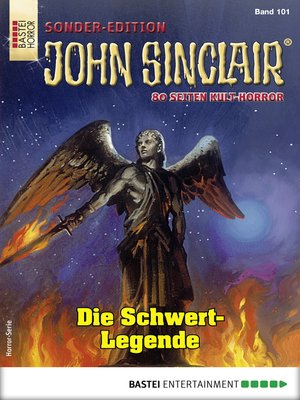 cover image of John Sinclair Sonder-Edition 101--Horror-Serie