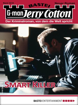 cover image of Jerry Cotton 3215--Krimi-Serie