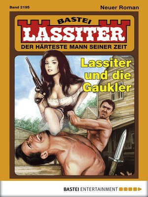 cover image of Lassiter--Folge 2195