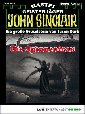 cover image of John Sinclair--Folge 1829