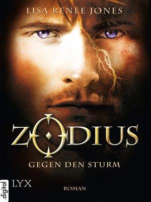 cover image of Zodius--Gegen den Sturm