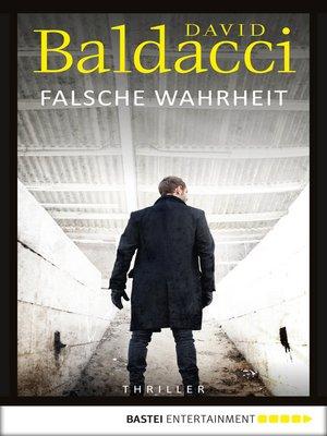 cover image of Falsche Wahrheit