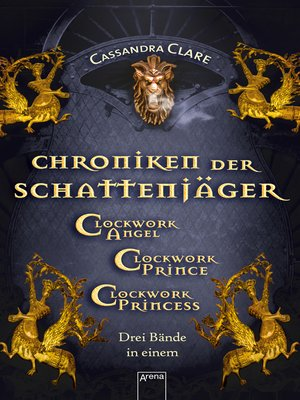 cover image of Chroniken der Schattenjäger (1-3)
