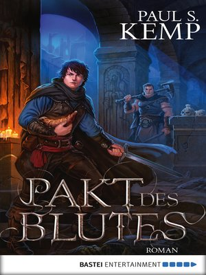 cover image of Pakt des Blutes