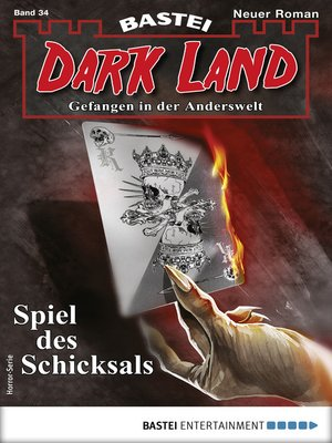 cover image of Dark Land 34--Horror-Serie
