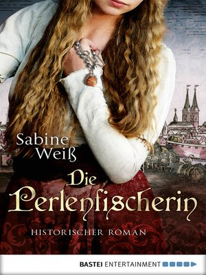 cover image of Die Perlenfischerin