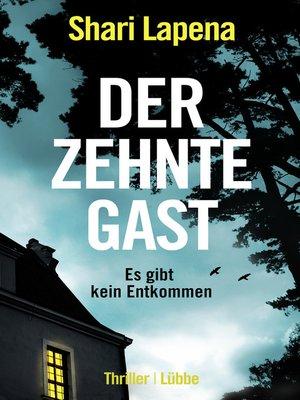 cover image of Der zehnte Gast