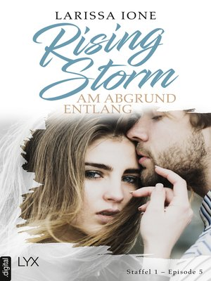cover image of Rising Storm--Am Abgrund entlang