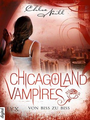 cover image of Chicagoland Vampires--Von Biss zu Biss