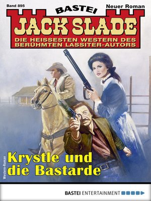 cover image of Jack Slade 895--Western