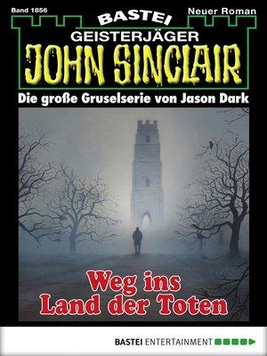 cover image of John Sinclair--Folge 1856