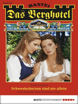 cover image of Das Berghotel--Folge 144