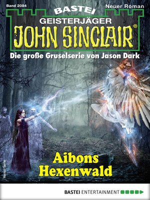 cover image of John Sinclair 2084--Horror-Serie