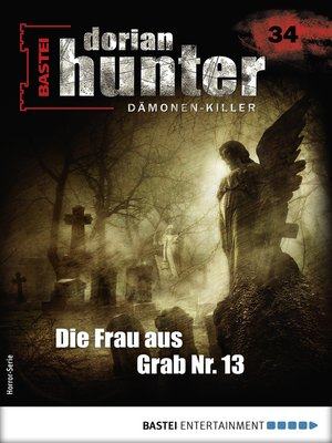 cover image of Dorian Hunter 34--Horror-Serie