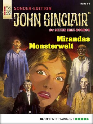 cover image of John Sinclair Sonder-Edition--Folge 058