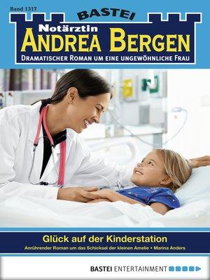 cover image of Notärztin Andrea Bergen--Folge 1317