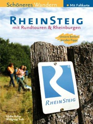cover image of Rheinsteig--Schöneres Wandern Pocket
