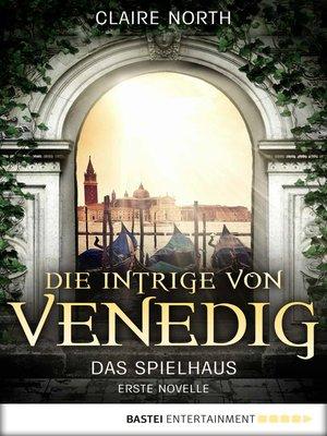 cover image of Die Intrige von Venedig
