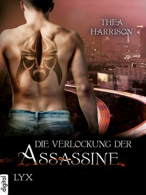 cover image of Die Verlockung der Assassine