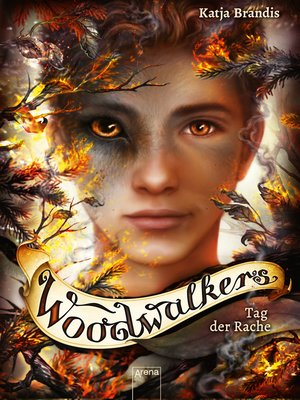 cover image of Woodwalkers (6). Tag der Rache