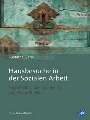 cover image of Hausbesuche in der Sozialen Arbeit