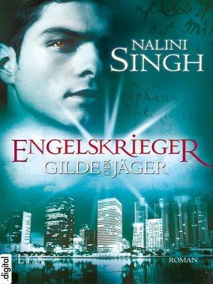 cover image of Gilde der Jäger--Engelskrieger