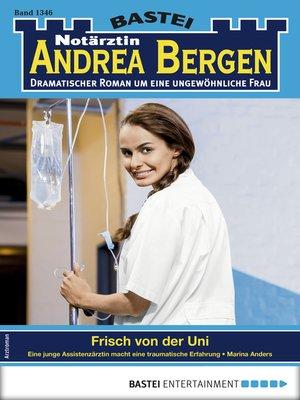 cover image of Notärztin Andrea Bergen 1346--Arztroman