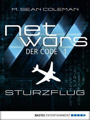 cover image of netwars--Der Code 1
