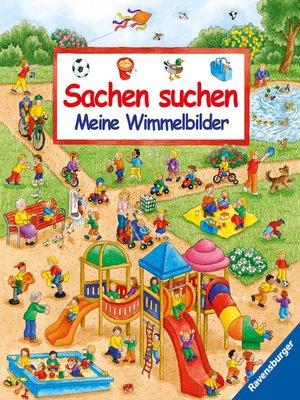 cover image of Sachen suchen--Meine Wimmelbilder