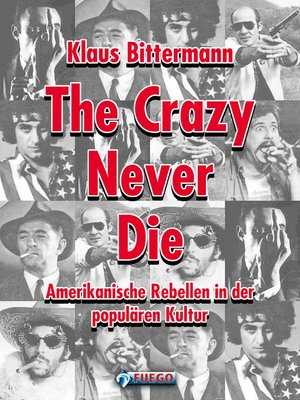 cover image of The Crazy Never Die