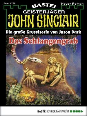 cover image of John Sinclair--Folge 1730