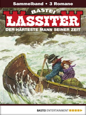 cover image of Lassiter Sammelband 1800--Western